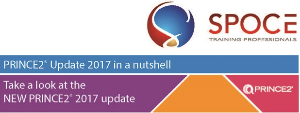 PRINCE2 2017 update from SPOCE