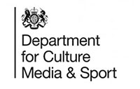 Department of Culture, Media & Sport Logo