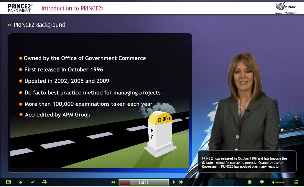 Prince 2 Exams Only, Prince 2 Exam Online, e-Learning for Prince2 exam